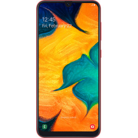 Смартфон Samsung Galaxy A30 64Gb Red