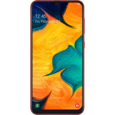 Смартфон Samsung Galaxy A30 64Gb Red tehniss.ru в Екатеринбурге