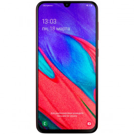 Смартфон Samsung Galaxy A40 64Gb Red