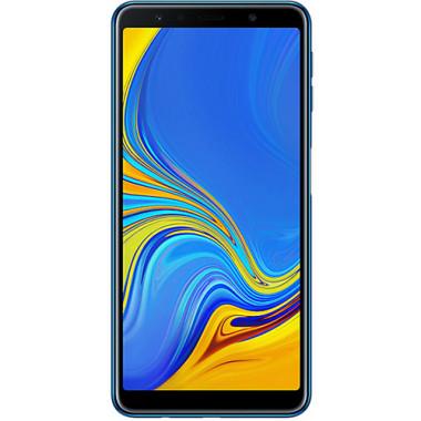 Смартфон Samsung Galaxy A7 (2018) 4/64GB Blue tehniss.ru в Екатеринбурге