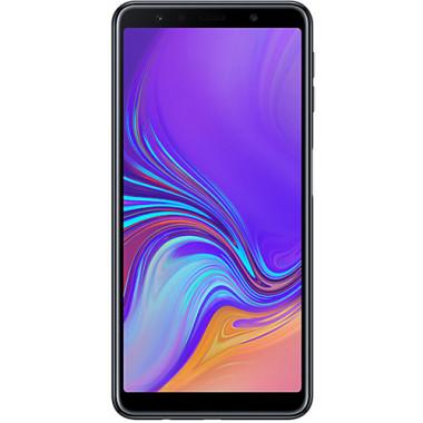 Смартфон Samsung Galaxy A7 (2018) 4/64GB Black tehniss.ru в Екатеринбурге