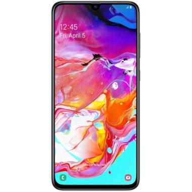 Смартфон Samsung Galaxy A70 (2019) 128GB Black tehniss.ru в Екатеринбурге