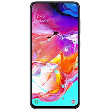 Смартфон Samsung Galaxy A70 (2019) 128GB White tehniss.ru в Екатеринбурге