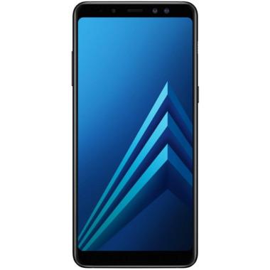 Смартфон Samsung Galaxy A8+ (2018) 32GB Black tehniss.ru в Екатеринбурге