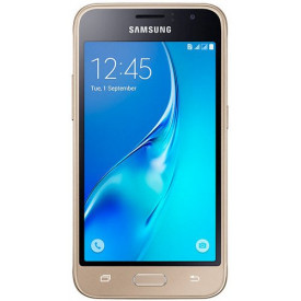 Смартфон Samsung SM-J120F/DS Galaxy J1 2016 Gold