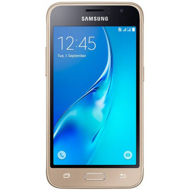 Смартфон Samsung SM-J120F/DS Galaxy J1 2016 Gold tehniss.ru в Екатеринбурге