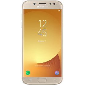 Смартфон Samsung Galaxy J5 2017 16Gb Gold