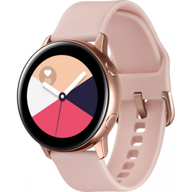 Смарт-часы Samsung Galaxy Watch Active Rose Gold tehniss.ru в Екатеринбурге