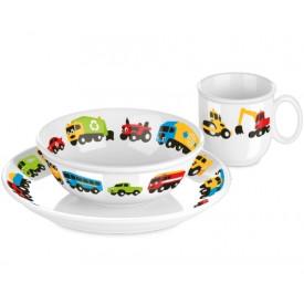 Набор посуды TESCOMA Bambini Машинки 667955