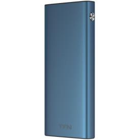 Внешний аккумулятор TFN Steel LCD 10000 mAh Blue (TFN-PB-213-BL)