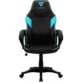 Геймерское кресло ThunderX3 EC1 Black/Cyan AIR
