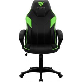 Геймерское кресло ThunderX3 EC1 Black/Green AIR
