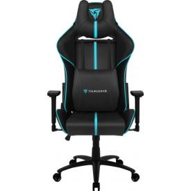 Геймерское кресло ThunderX3 BC5 Black/Cyan AIR