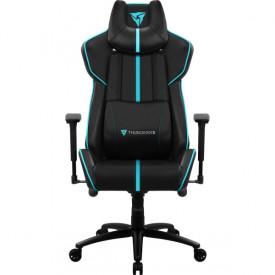 Геймерское кресло ThunderX3 BC7 Black/Cyan AIR