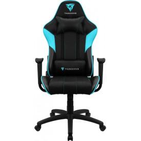 Геймерское кресло ThunderX3 EC3 Black/Cyan AIR