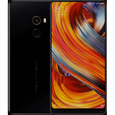 Смартфон Xiaomi Mi Mix 2 6/64GB Black tehniss.ru в Екатеринбурге