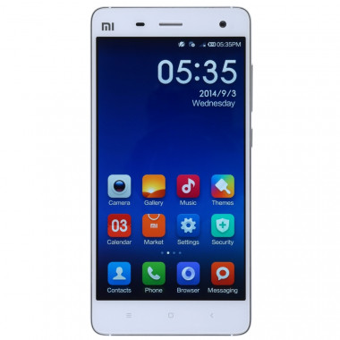 Смартфон Xiaomi Mi4 3/16GB White tehniss.ru в Екатеринбурге