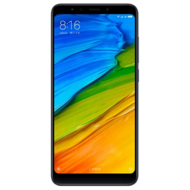 Смартфон Xiaomi Redmi 5 3/32GB Black tehniss.ru в Екатеринбурге