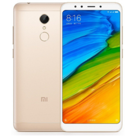 Смартфон Xiaomi Redmi 5 3/32GB Gold
