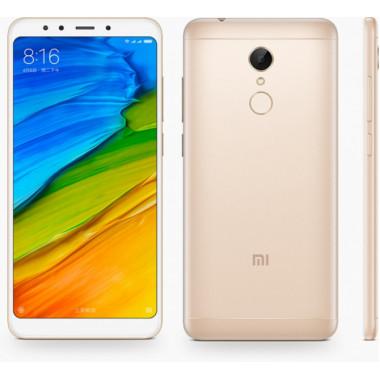 Смартфон Xiaomi Redmi 5 Plus 3/32GB Gold tehniss.ru в Екатеринбурге