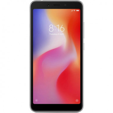 Смартфон Xiaomi Redmi 6A 2/32Gb Black tehniss.ru в Екатеринбурге