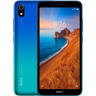 Смартфон Xiaomi Redmi 7A 2/32GB Gem Blue tehniss.ru в Екатеринбурге