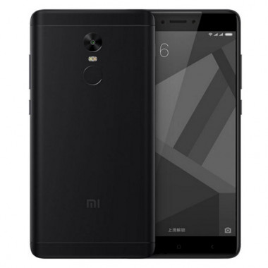 Смартфон Xiaomi Redmi Note 4X 16Gb+3Gb Black tehniss.ru в Екатеринбурге