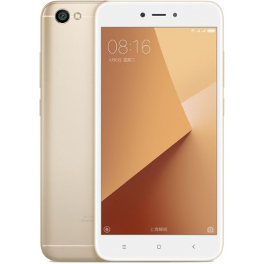 Смартфон Xiaomi Redmi Note 5A 2/16GB Gold tehniss.ru в Екатеринбурге