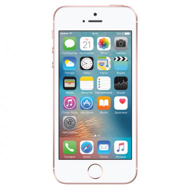 Смартфон Apple iPhone SE 32Gb Rose Gold tehniss.ru в Екатеринбурге