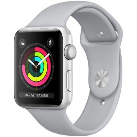 Смарт-часы Apple Watch Series 3 42mm Silver aluminium Fog Sport Band