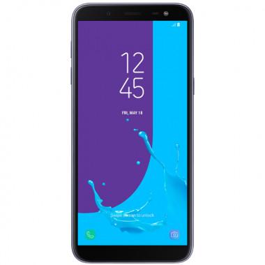 Смартфон Samsung Galaxy J6 (2018) 32GB Gray tehniss.ru в Екатеринбурге