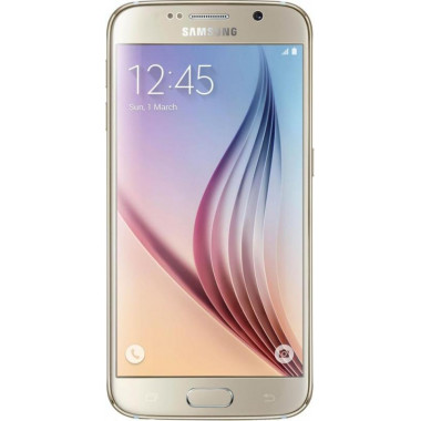 Смартфон Samsung SM-G920F Galaxy S6 32Gb Gold tehniss.ru в Екатеринбурге