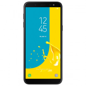 Смартфон Samsung Galaxy J6 (2018) 32GB Black