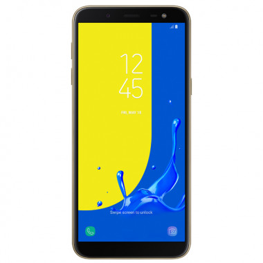 Смартфон Samsung Galaxy J6 (2018) 32GB Gold tehniss.ru в Екатеринбурге