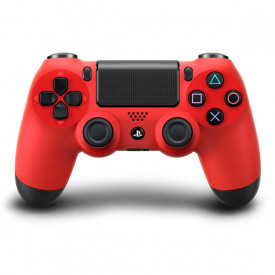 Геймпад Sony Dualshock 4 v2 Red